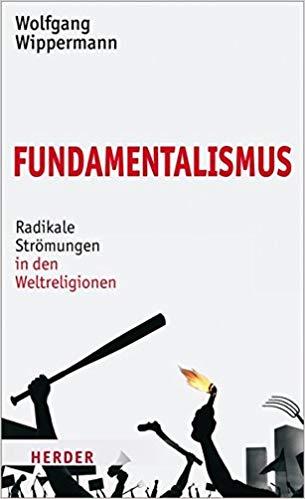 Buchcover Wippermann Fundamentalismus