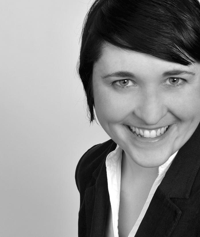 Porträt Nicole Thies