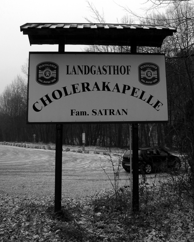 Neulich ... im Wienerwald