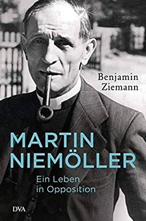 Buchcover von Ziemann: Martin Niemöller