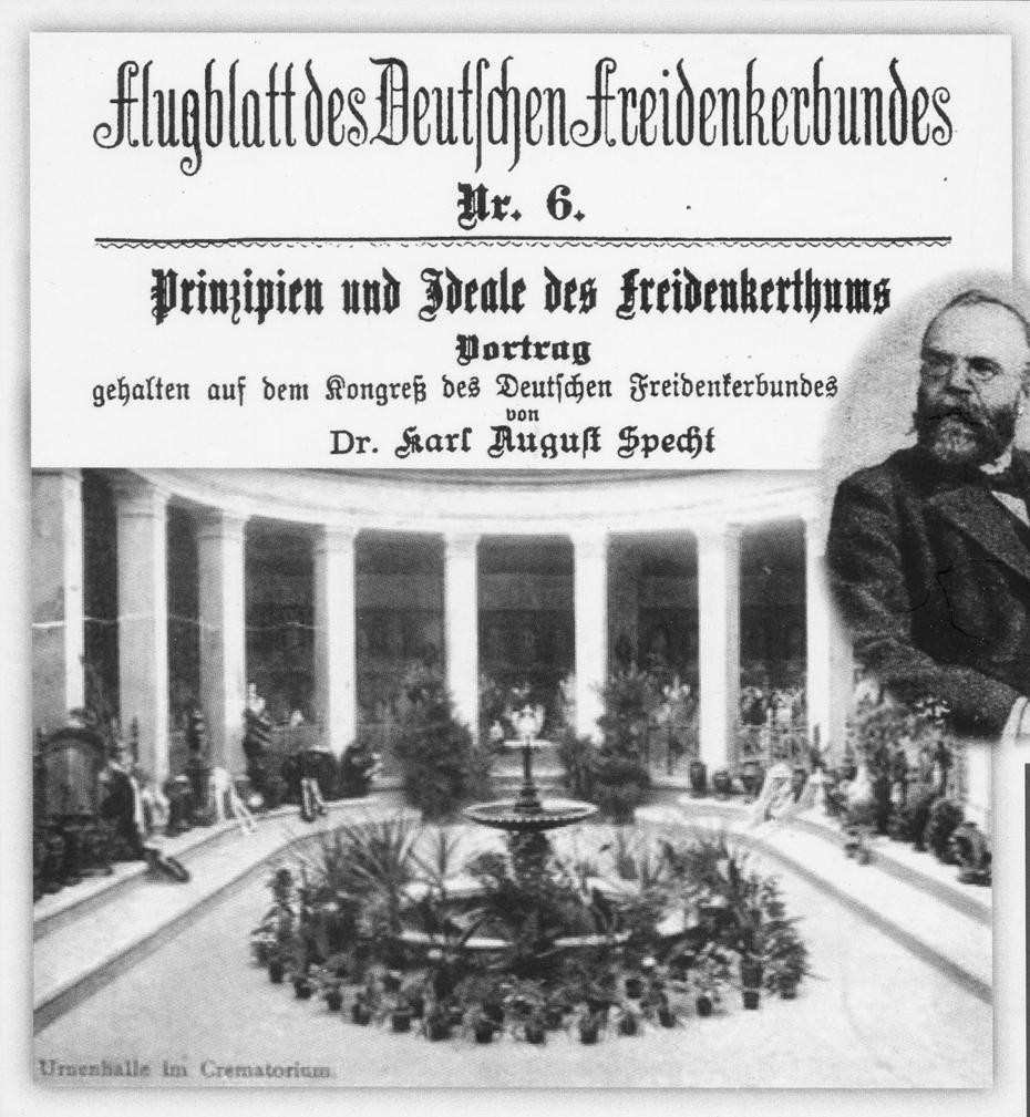 Vortragsankündigung Freidenker Thüringen