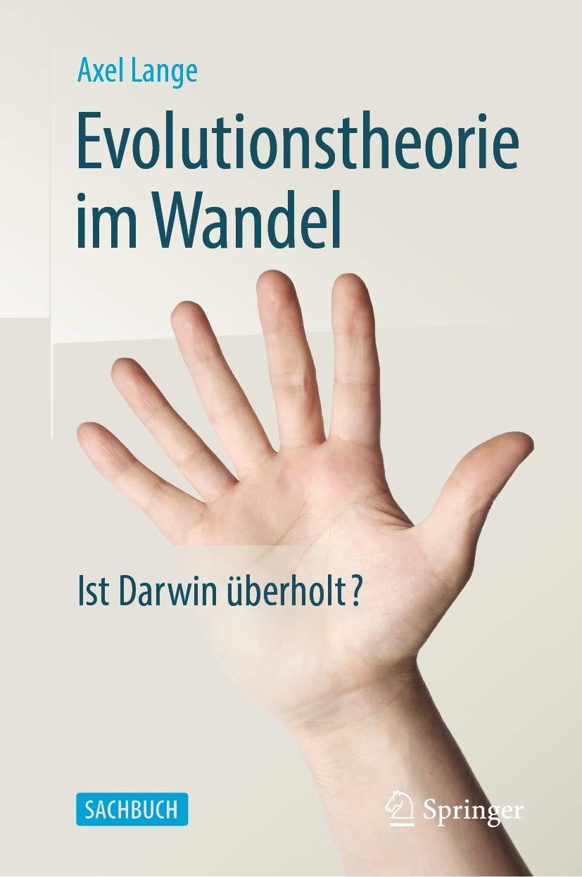 Buchcover Lange Evolutionstheorie