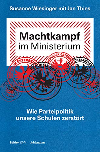 Buchcover Wiesinger / Thies: Machtkampf